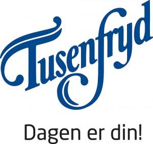 TusenFryd Logo