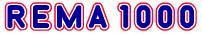 REMA 1000 Logo