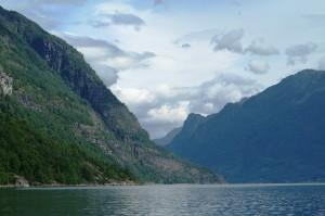 Hardangerfjord Foto: Kirsten Henckel
