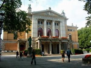 Nationaltheater Oslo Foto: Kirsten Henckel