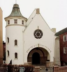 Juden in Norwegen: Synagoge in Oslo