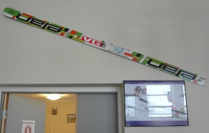 Johan Evensen: Weltrekord-Ski