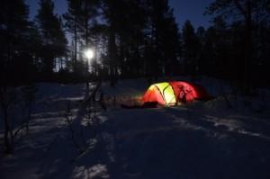Wenn Bürgermeister draußen schlafen... Foto: Visit Norway