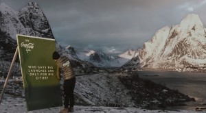 Coca-Cola Life Lofoten, Quelle: screenshot youtube