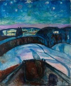Van Gogh und Munch unter einem Dach in Oslo.