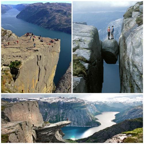 Die schönsten Ziele für Wanderfreunde. Foto: visitnorway.com