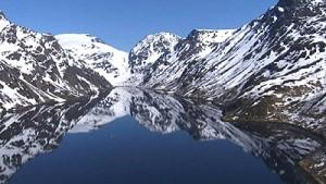 Finnmark: Store Kufjorden