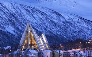Tromsø: Eismeerkathedrale