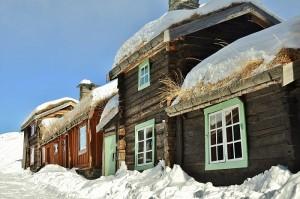 Die Stadt Røros wurde bereits 1980 in die Weltkulturerbeliste der UNESCO aufgenommen. Foto: Destination Røros.